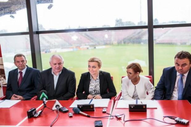 Łódź podpisała umowę na stadion