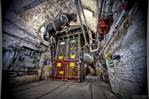 Zabytkowa kopalnia w Zabrzu straciła trzy wakacyjne tygodnie