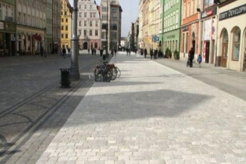 """""""Szpilkostrada"""" na wrocławskim rynku – budowa ruszy jesienią?"""