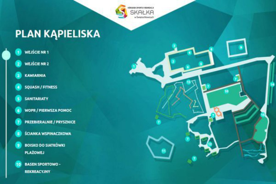 Ekologiczny basen w Świętochłowicach otwarty