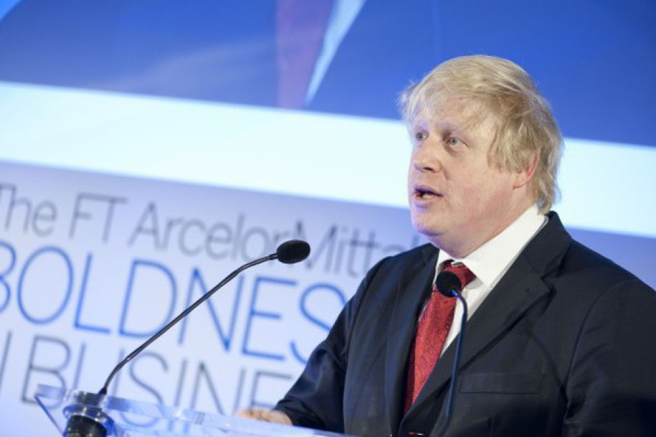 Boris Johnson:  Polacy mają ogromny wkład w rozwój miasta