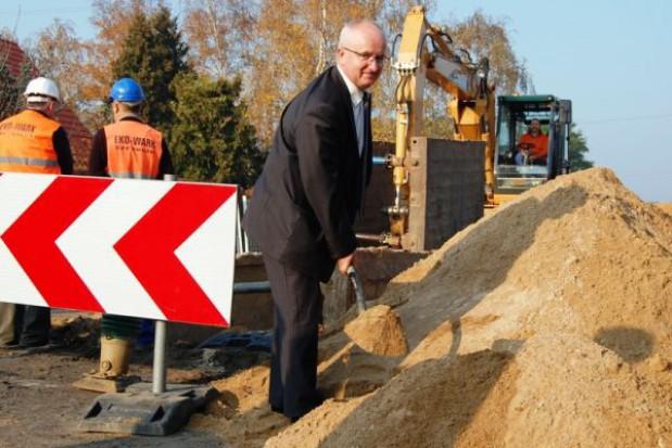 """Kanalizacja """"Puszczy Zielonki"""" droższa i opóźniona o rok"""