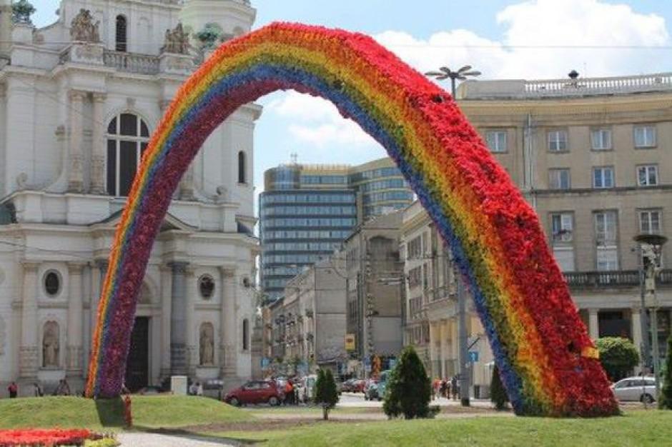 Jan Śpiewak chce odbudować tęczę i wesprzeć osoby LGBT