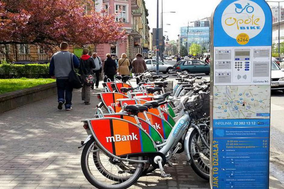 Setki tysięcy osób na rowerach miejskich