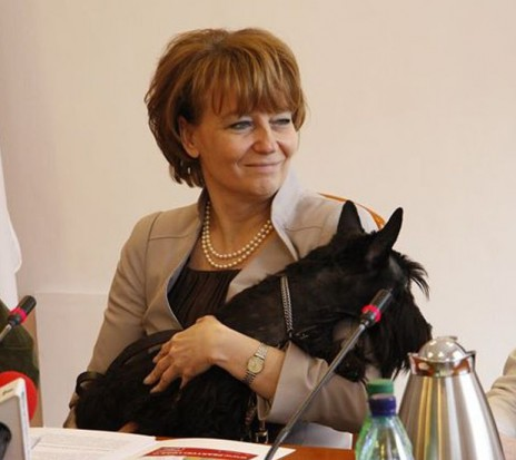 Hanna Zdanowska - prezydent miasta Łódź po wyborach samorządowych 2014