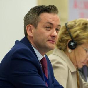 Robert Biedroń - radny miasta Słupsk po wyborach samorządowych 2014