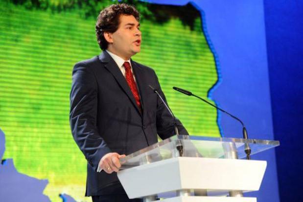Lucjusz Nadbereżny - prezydent miasta Stalowa Wola po wyborach samorządowych 2014