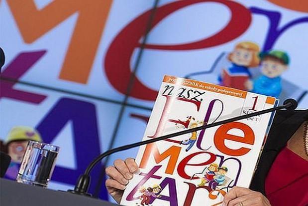 """11,5 tys. podstawówek zamówiło """"Nasz elementarz"""""""