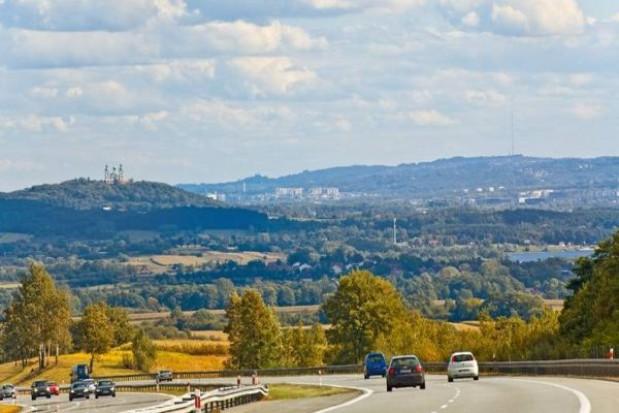 Autostradą z Tarnowa do Dębicy dopiero pod koniec października