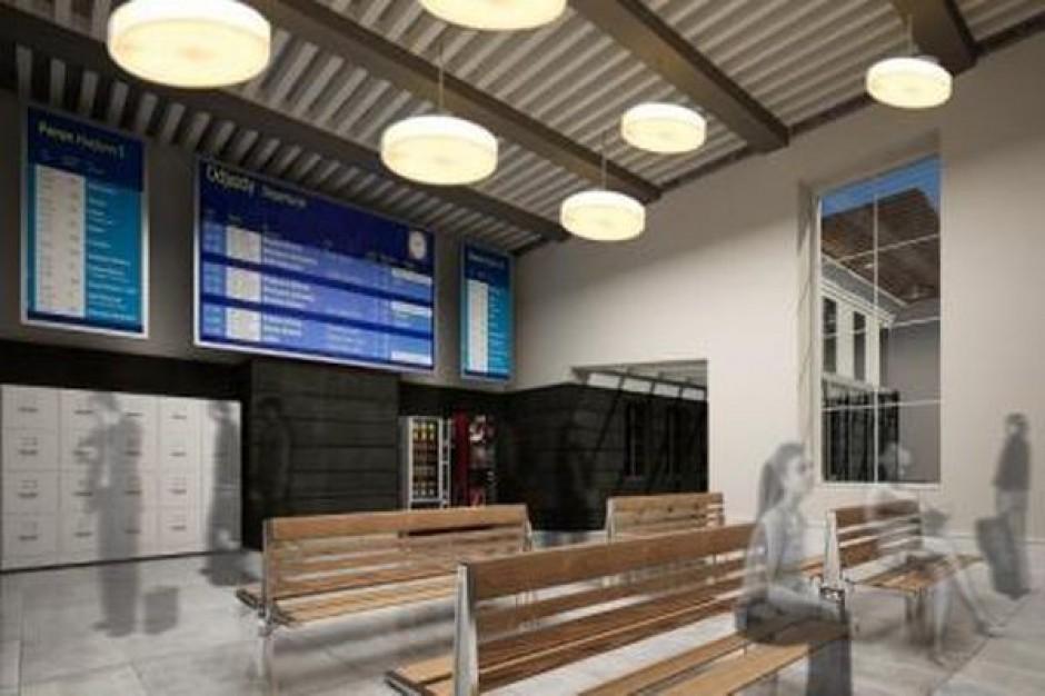 Gliwice będą miały dworzec jak nowy