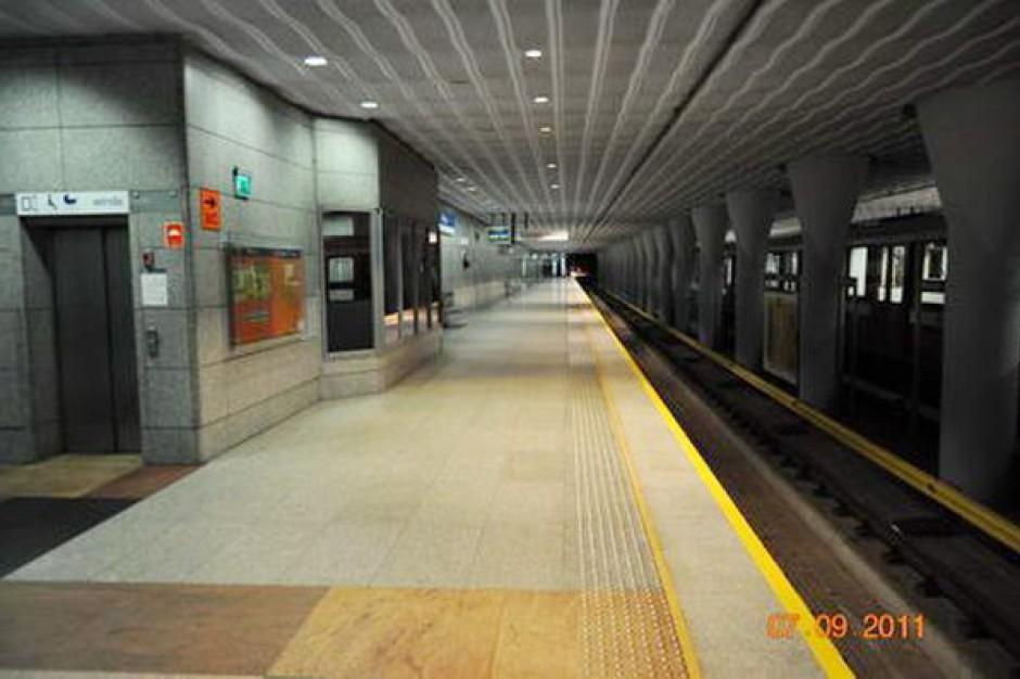 Pasażerowie doceniają metro