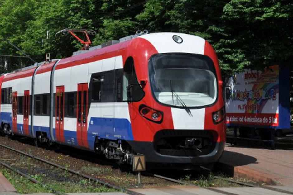 Więcej nowych pociągów w Warszawskiej Kolei Dojazdowej