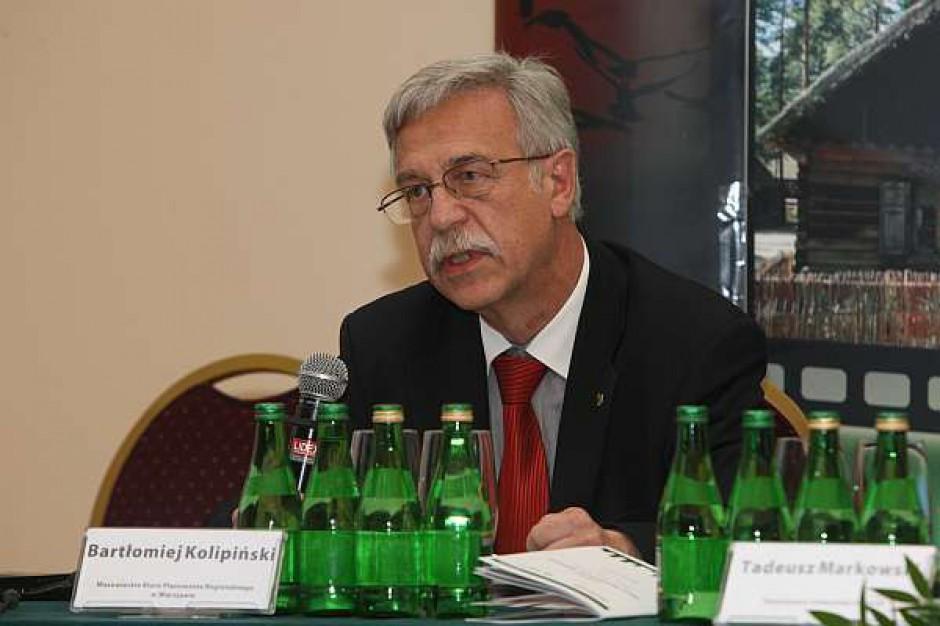 Bartłomiej Kolipiński: Krajobraz jako dobro szczególne, muszą chronić rząd isamorząd