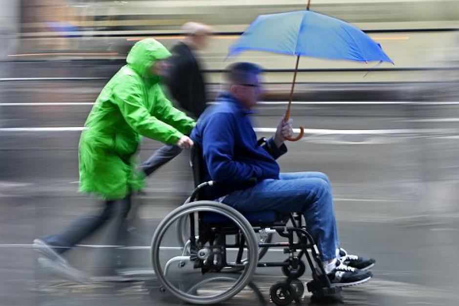 Warszawa coraz bardziej przyjazna niepełnosprawnym