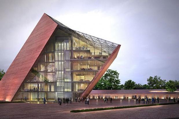 Czas na budowę naziemnej części Muzeum II Wojny Światowej