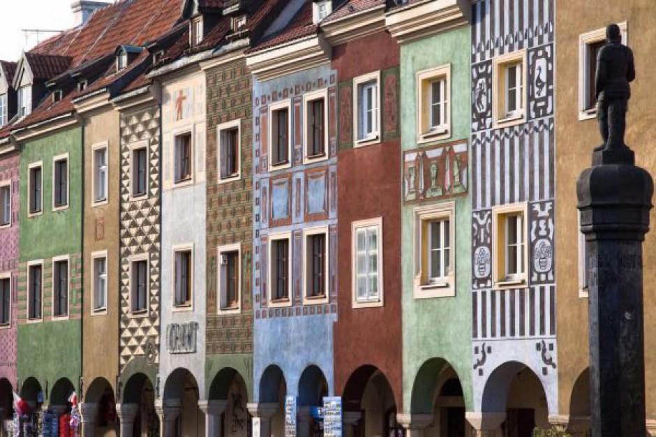 Poznań odwiedza coraz więcej turystów