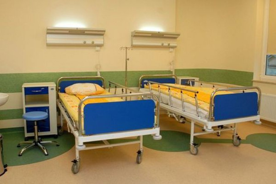 Mazowsze: remont szpitala za remontem