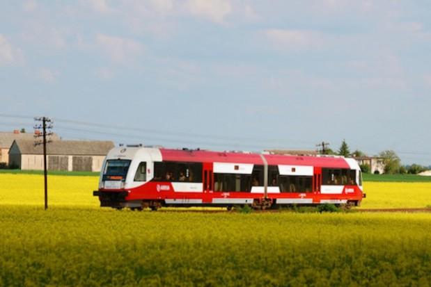 Pociągiem na trasie Toruń - Ciechocinek przez cały wrzesień