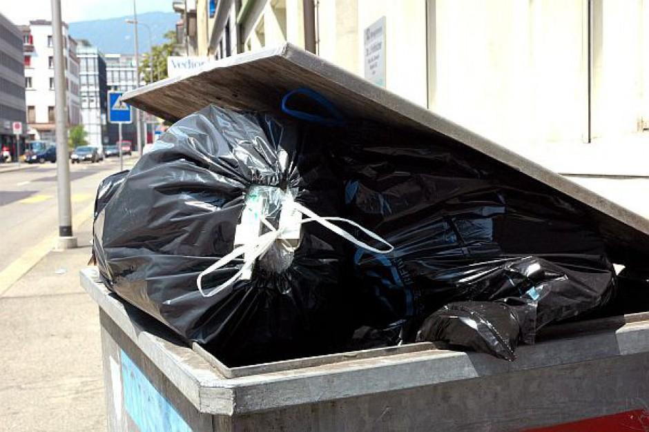 Zamówienie uzupełniające zamiast przetargu na śmieci w Łodzi