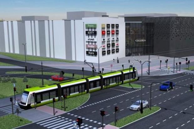 W Olsztynie budują nową linię tramwajową