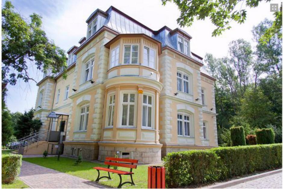Zakończono modernizację sanatorium w Uzdrowisku Duszniki Zdrój