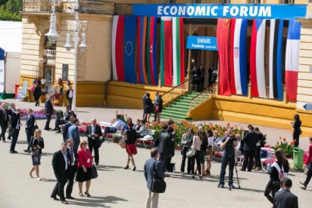 Majchrowski: część Forum Ekonomicznego przeniesie się do Krakowa