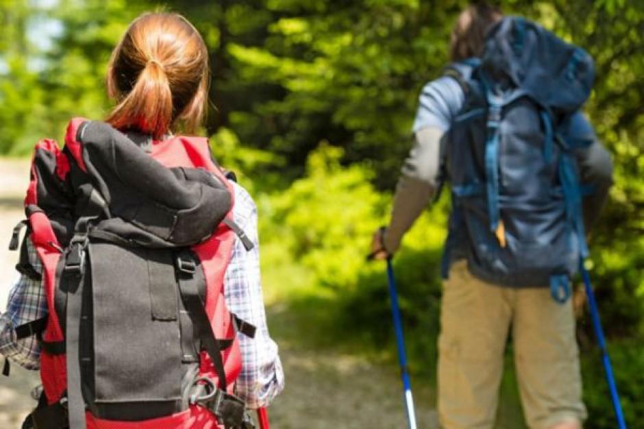 12 tys. turystów odkrwało Beskid Wyspowy