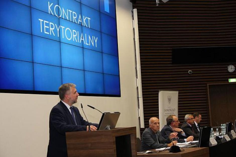 100 projektów do wielkopolskiego Kontraktu Terytorialnego