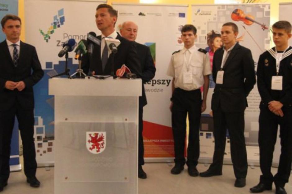 Zachodniopomorskie rewitalizuje szkolnictwo zawodowe. Z sukcesami