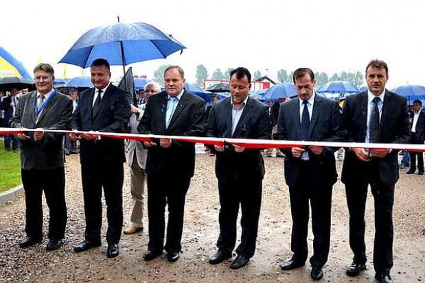 Otwarto pierwszą biogazownię na Podlasiu