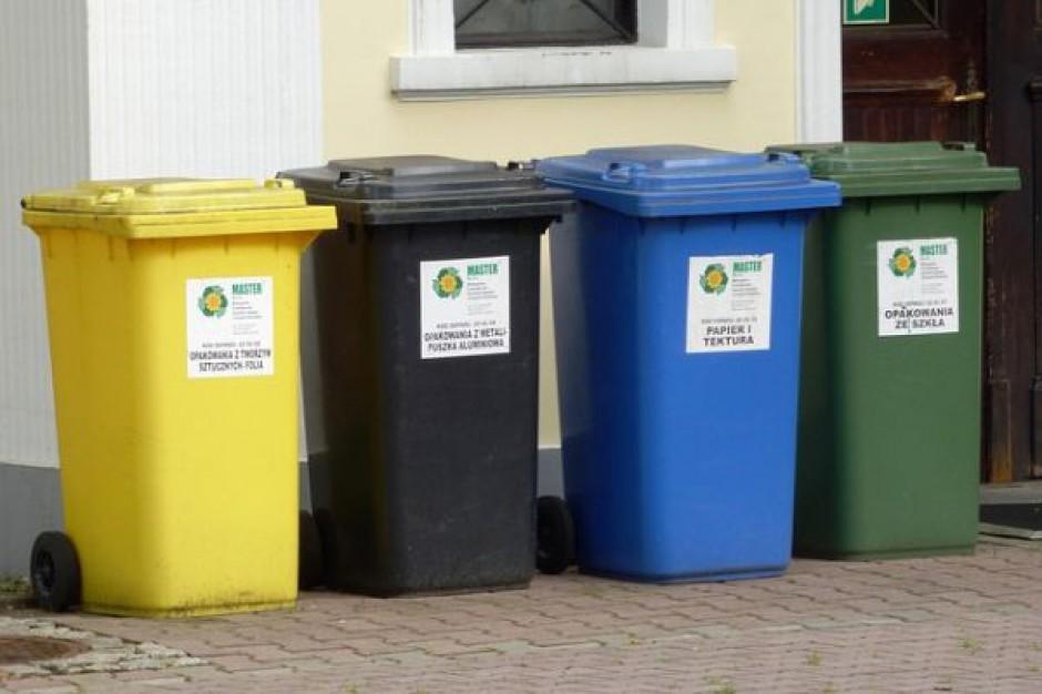 Koniec łączonych przetargów na odbiór i zagospodarowanie śmieci