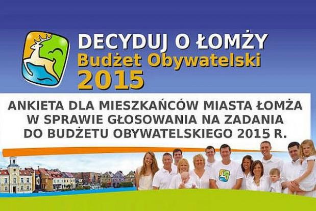 Ruszyło głosowanie w ramach budżetu obywatelskiego w Łomży
