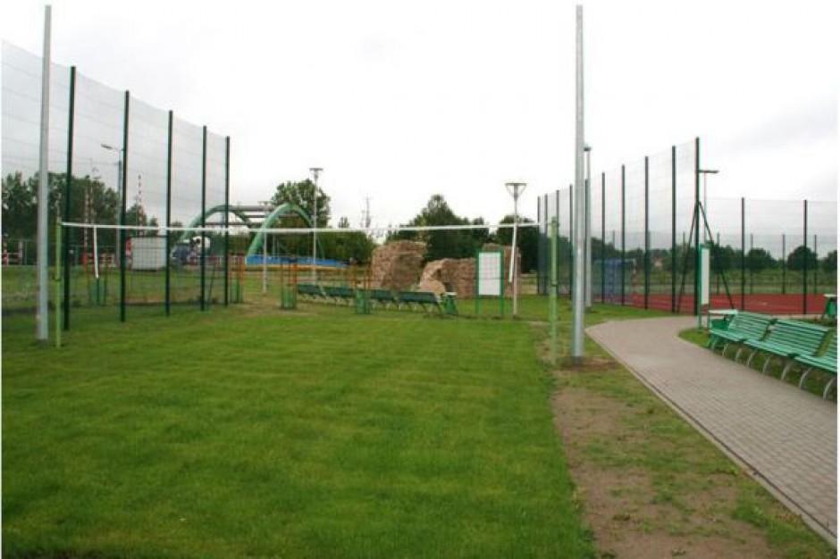 Otwarcie kompleksu sportowego w Konstancinie