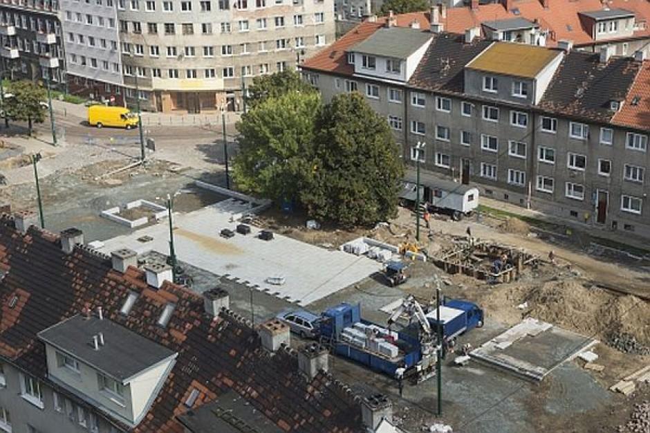 Pierwszy etap rewitalizacji gdańskiej dzielnicy dobiega końca