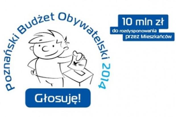 30 projektów w ramach budżetu obywatelskiego w Poznaniu