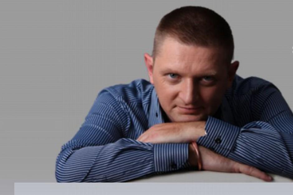Andrzej Rozenek chce być prezydentem Warszawy