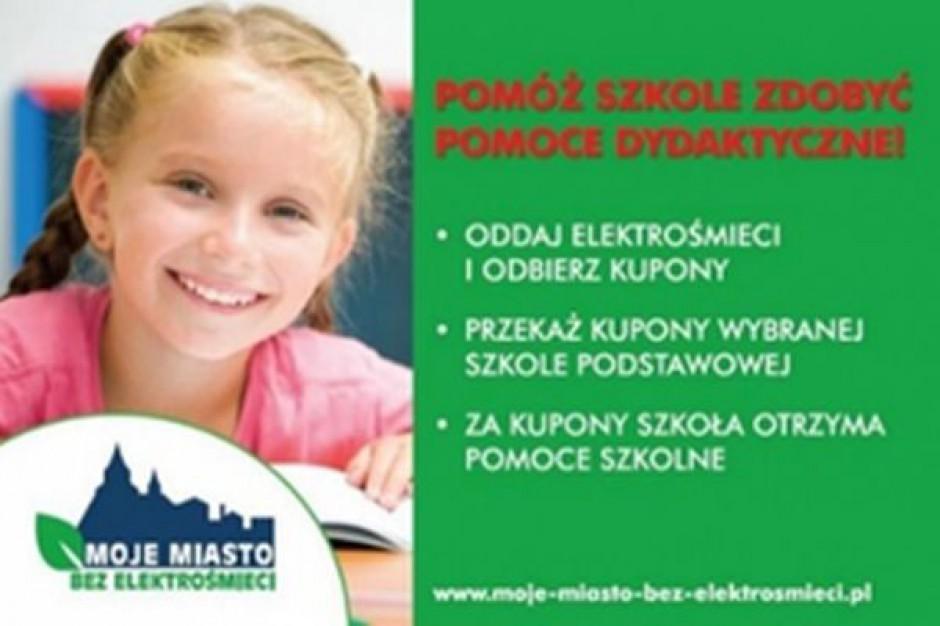 Łomianki - miasto bez elektrośmieci