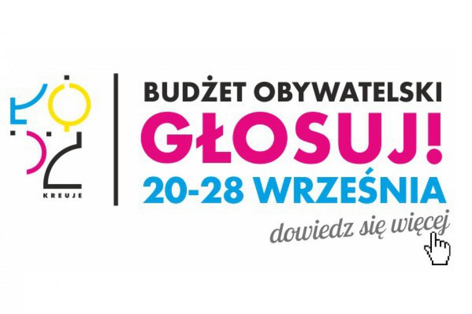 Rusza głosowanie na projekty w ramach łódzkiego budżetu obywatelskiego