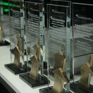 Każdy z laureatów otrzymał dyplom oraz specjalnie przygotowaną na tę okazję statuetkę
