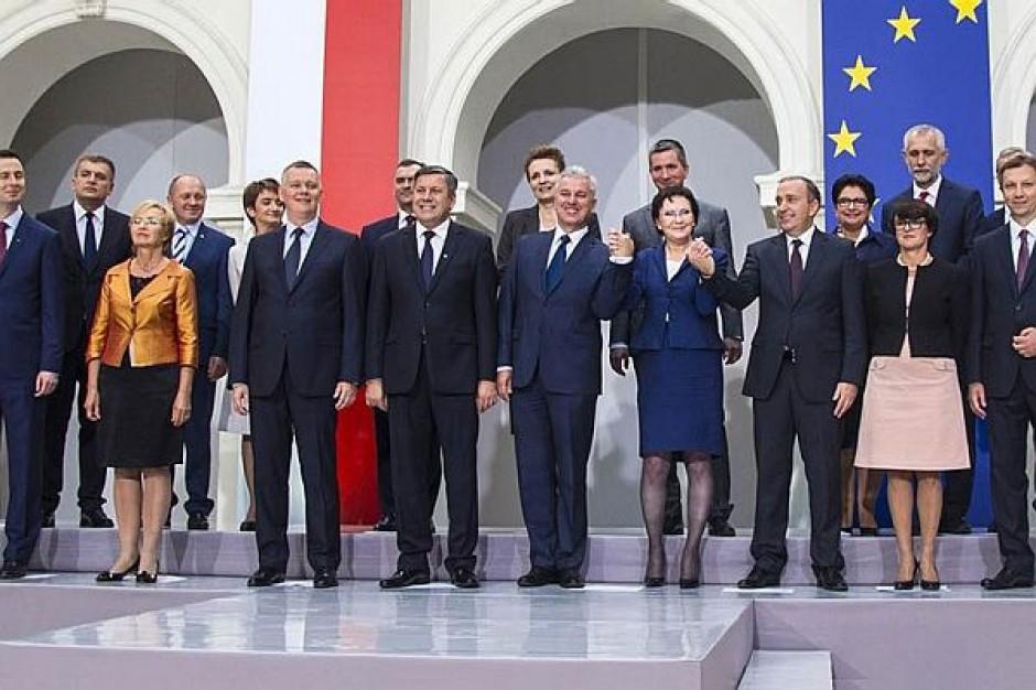 Znamy skład nowego rządu. Zobacz sylwetki ministrów