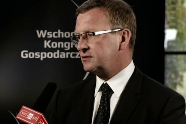 Kacprzyk: mamy nowe, lepsze sposoby finansowania samorządów