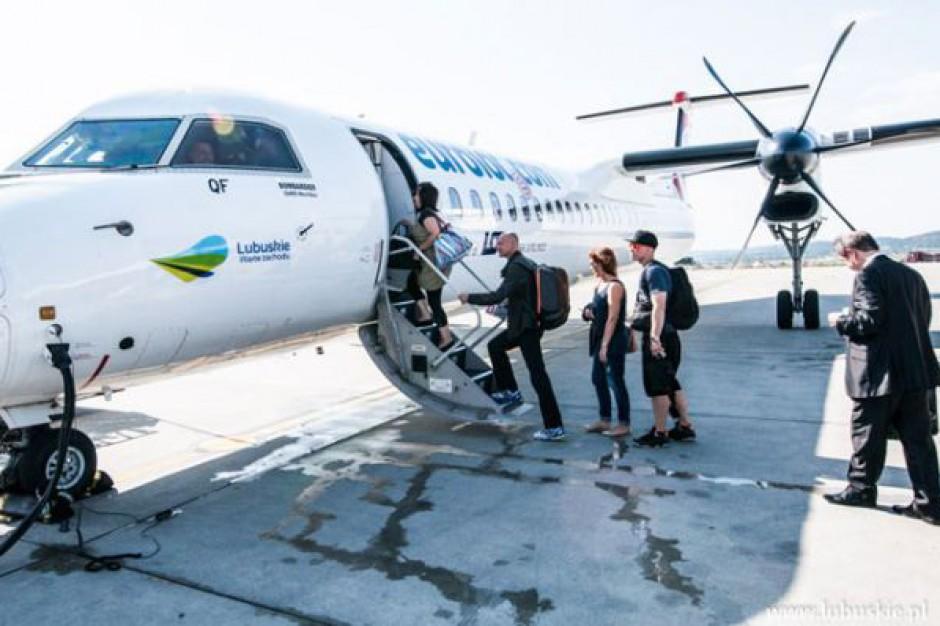 Pierwszy lot z Krakowa do Zielonej Góry