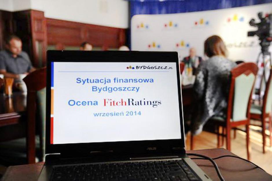 Bydgoszcz chwali się stabilnymi ratingami