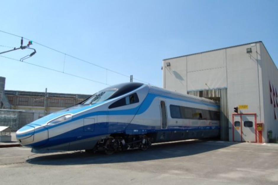 Komisja Europejska potwierdziła wsparcie dla pociągów Pendolino