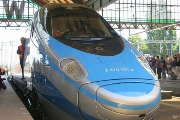 Pendolino to symbol zmian w polskiej kolei