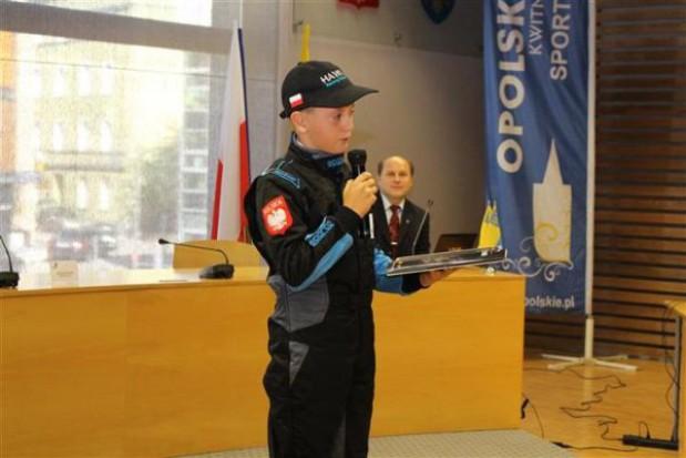 Opolski marszałek nagrodził najlepszych sportowców w regionie