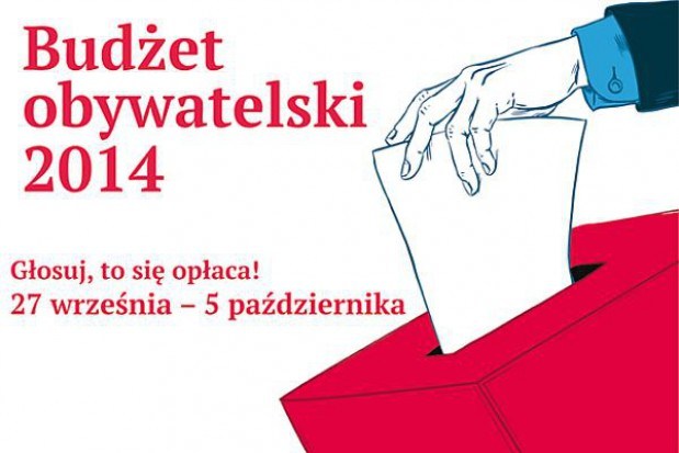 W Krakowie rusza głosowanie ws. budżetu obywatelskiego