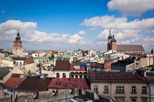 Ulice Krakowa wkrótce staną się polem gier