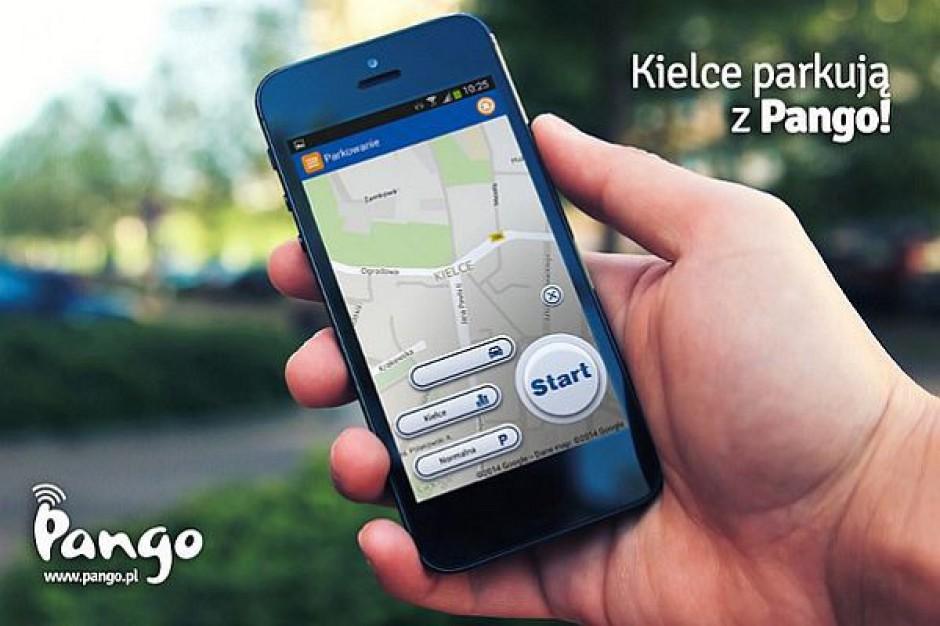 Nowy system mobilnych płatności za parkowanie w Kilecach