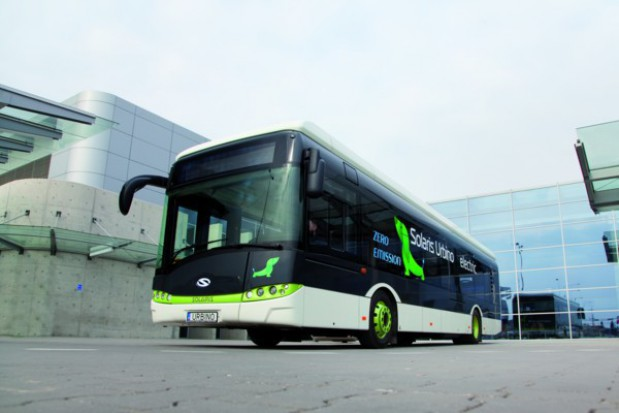 12-metrowy autobus elektryczny pomknie ulicami Jaworzna